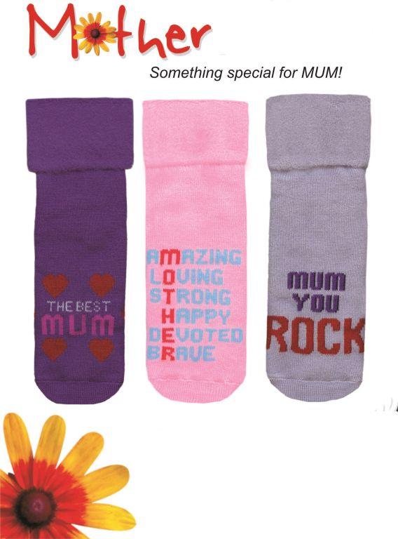 Gift for Mum Bedsocks